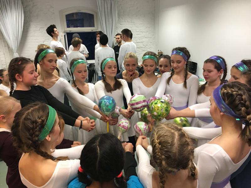 Tanzzwiet Tanzschule Berlin Company Jugend