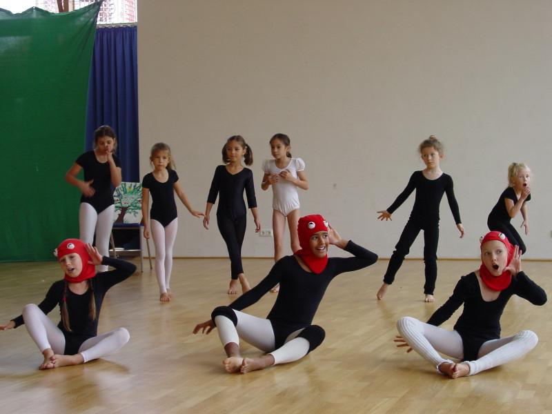 Tanzzwiet Tanzschule Berlin Zwergen Company Ab 6